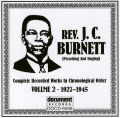 Rev J C Burnett Vol 2 1927 - 1945