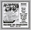 Preachers & Congregations Vol 5 1926 - 1931