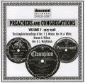 Preachers & Congregations Vol 7 1925 - 1928