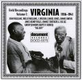 Field Recordings Vol 1 Virginia 1936 - 1941