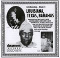 Field Recordings Vol 5 Louisiana Texas Bahamas 1933 - 1940