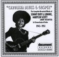 Carolina Blues & Gospel 1945 - 1951