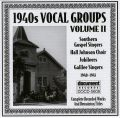 1940s Vocal Groups Vol 2 1940 - 1945