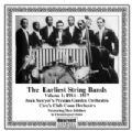 The Earliest Black String Bands Vol 1 1914 - 1917