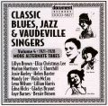 Classic Blues Jazz & Vaudeville Singers Vol 4 1921 - 1928