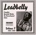 Leadbelly Vol 7 1947 - 1949