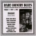 Rare Country Blues Vol 4 1929 - c.1953
