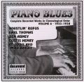 Piano Blues Vol 6 1933 - 1938