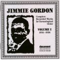 Jimmie Gordon Vol 1 1934 - 1936