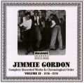 Jimmie Gordon Vol 2 1936 - 1938