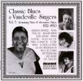 Classic Blues & Vaudeville Singers Vol 5 1922 - 1930