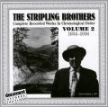 The Stripling Brothers Vol 2 1934 - 1936