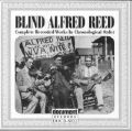 Blind Alfred Reed 1927 - 1929