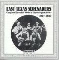 East Texas Serenaders 1927 - 1937