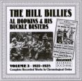 Hill Billies / Al Hopkins & Buckle Busters Vol 3