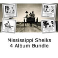 Mississippi Sheiks CD Bundle x 4