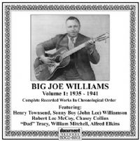Big Joe Williams Vol 1 1935 - 1941