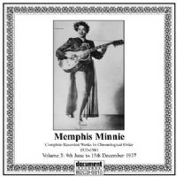 Memphis Minnie Vol 3 1937