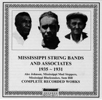 Mississippi String Bands & Associates 1928 - 1931