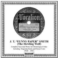 J.T. 'Funny Paper' Smith (The Howling Wolf) - Complete Issued Titles (1930-1931)
