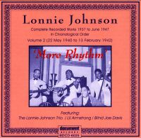 Lonnie Johnson Vol 2 1940 - 1942
