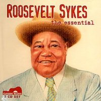 Roosevelt Sykes, the essential <b> DOUBLE CD</b>