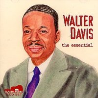 Walter Davis, the essential <b> DOUBLE CD</b>