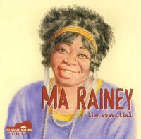 Ma Rainey, the essential <b> DOUBLE CD</b>