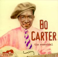 Bo Carter, the essential <b> DOUBLE CD </b>
