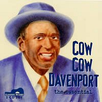 Cow Cow Davenport, the essential <b> DOUBLE CD </b>