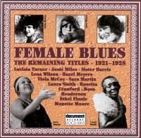 Female Blues 1921 - 1928