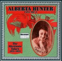 Alberta Hunter Vol 5 1921 - 1924
