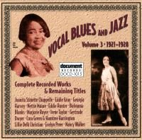 Vocal Blues & Jazz Vol 3 1921 - 1928