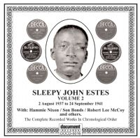 Sleepy John Estes Vol 2 1937 - 1941