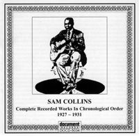 Sam Collins - Complete Recorded Titles - 1927 - 1931