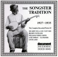The Songster Tradition 1927 - 1935 (See DOCD-5678)