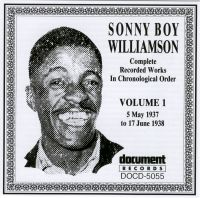 Sonny Boy Williamson Vol 1 1937 - 1938