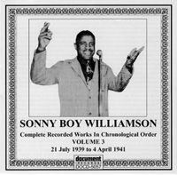 Sonny Boy Williamson - Volume 3