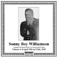 Sonny Boy Williamson Vol 4 1941 - 1945