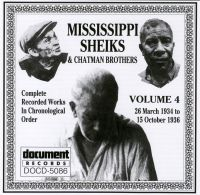 Mississippi Sheiks Vol 4 1934 - 1936