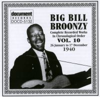 Big Bill Broonzy Vol 10 1940