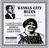 Kansas City Blues 1924 - 1929