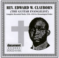 Rev Edward W Clayborn 1926 - 1928