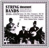 String Bands 1926 - 1929