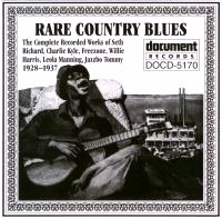 Rare Country Blues Vol 1 1928 - 1937