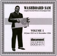 Washboard Sam Vol 1 1935 - 1936