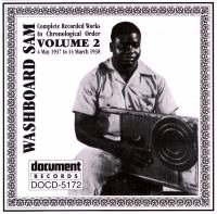 Washboard Sam Vol 2 1937 - 1938