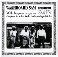 Washboard Sam Vol 6 1941 - 1942