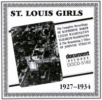 St Louis Girls 1927 - 1934