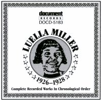 Luella Miller (with Lonnie Johnson) 1926 - 1928